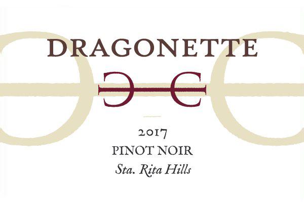 2017 Pinot Noir, Sta. Rita Hills