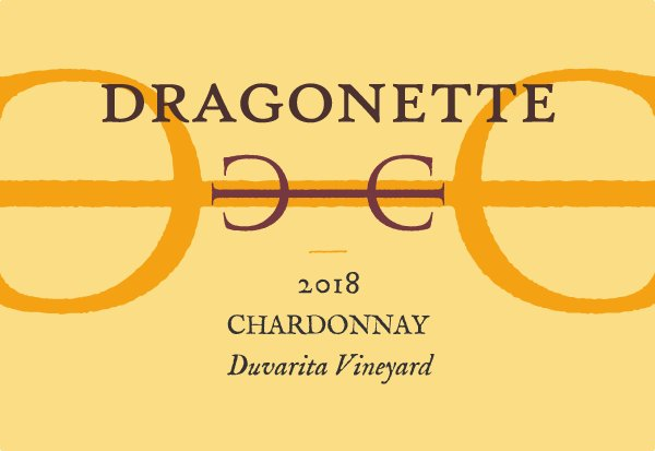 2018 Chardonnay, Duvarita Vineyard