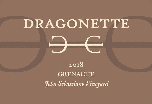 2018 Greanache, John Sebastiano Vineyard