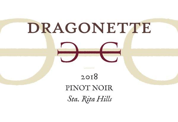 2018 Pinot Noir, Sta. Rita Hills
