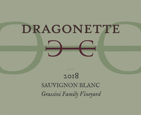 2018 Sauvignon Blanc, Grassini Family Vineyard