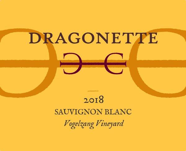 2018 Sauvignon Blanc, Vogelzang Vineyard