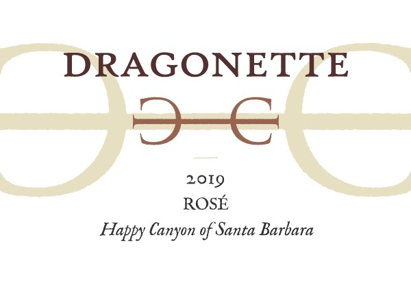 2019 Rosé, Happy Canyon of Santa Barbara