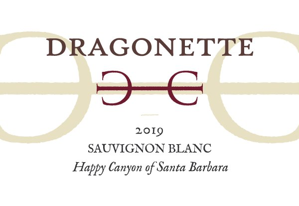 2019 Sauvignon Blanc, Happy Canyon of Santa Barbara