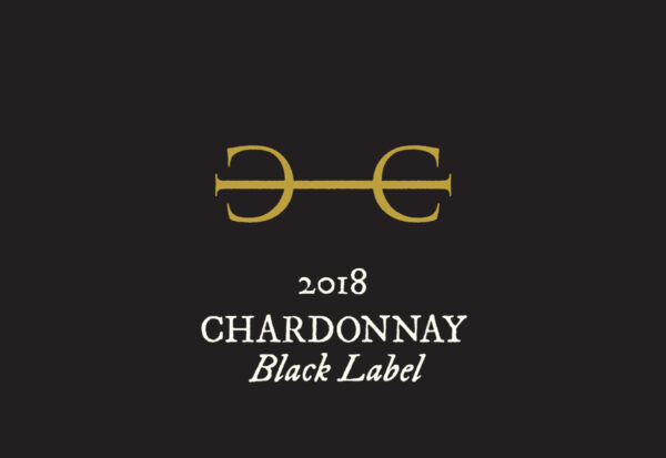 2018 Chardonnay, Black Label