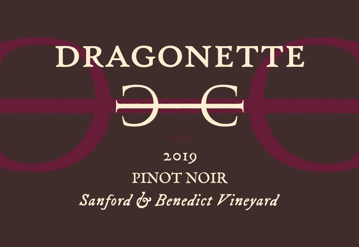 2019 Pinot Noir, Sanford & Benedict Vineyard