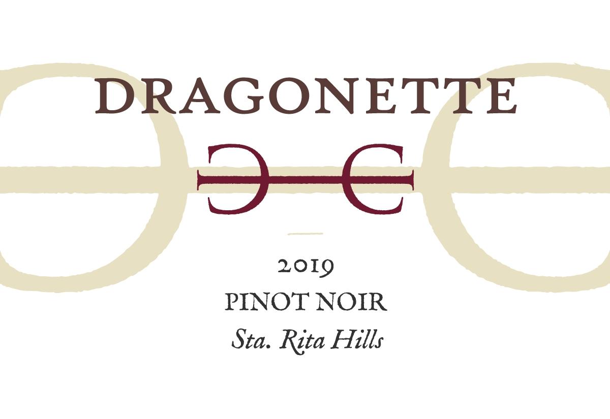 2019 Pinot Noir, Sta. Rita Hills