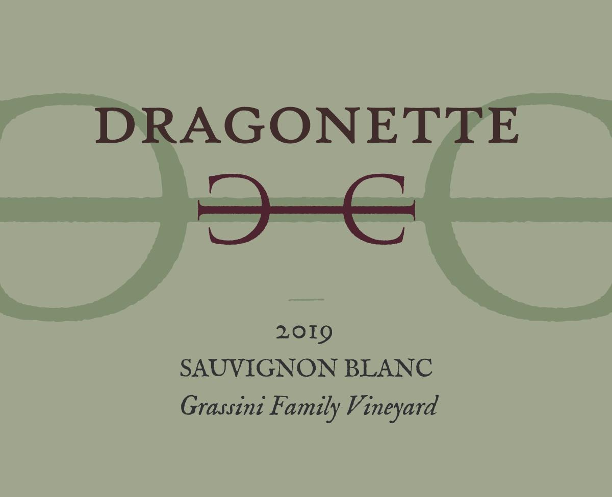 2019 Sauvignon Blanc, Grassini Family Vineyard