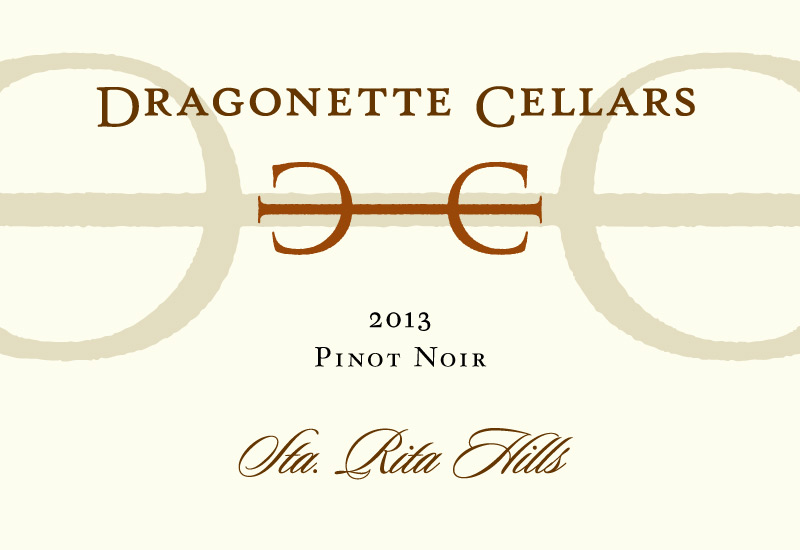 2013 Pinot Noir, Sta. Rita Hills **SOLD OUT**