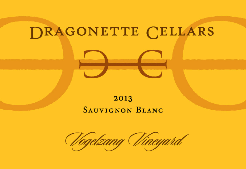 2013 Sauvignon Blanc, Vogelzang Vineyard **SOLD OUT**