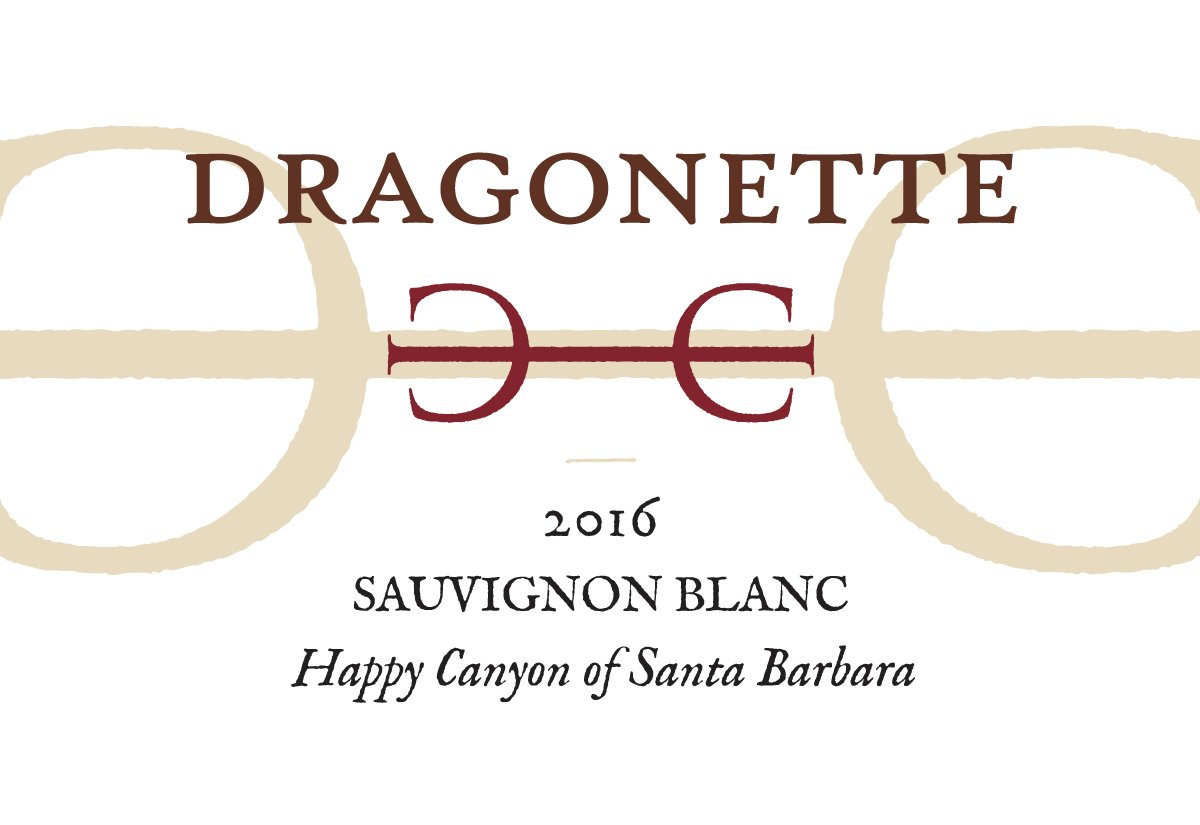 2016 Sauvignon Blanc, Happy Canyon of Santa Barbara