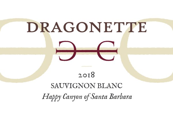 2018 Sauvignon Blanc, Happy Canyon of Santa Barbara