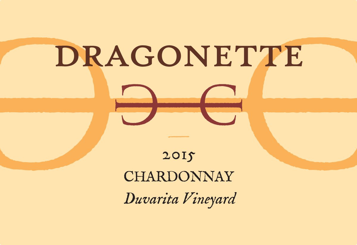 2015 Chardonnay, Duvarita Vineyard
