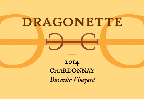 2014 Chardonnay, Duvarita Vineyard **SOLD OUT**