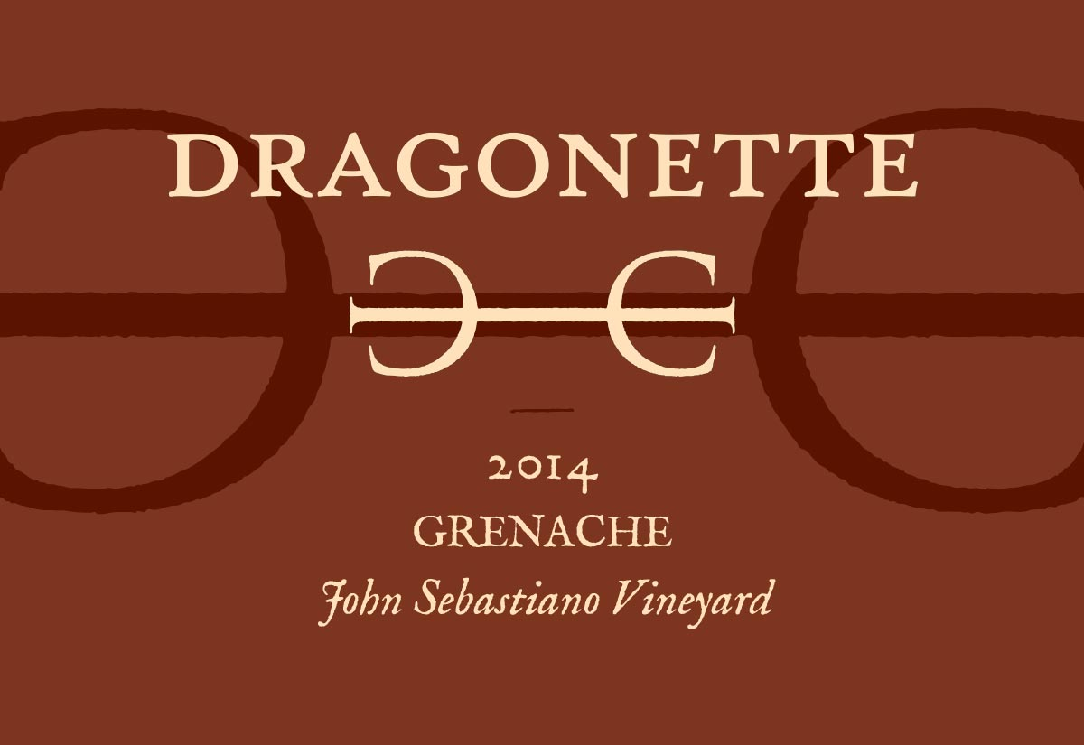2014 Grenache, John Sebastiano Vineyard **SOLD OUT**