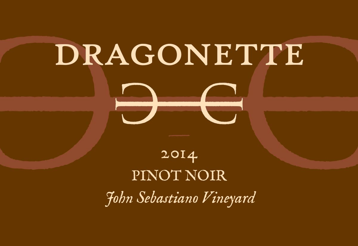 2014 Pinot Noir, John Sebastiano Vineyard **SOLD OUT**