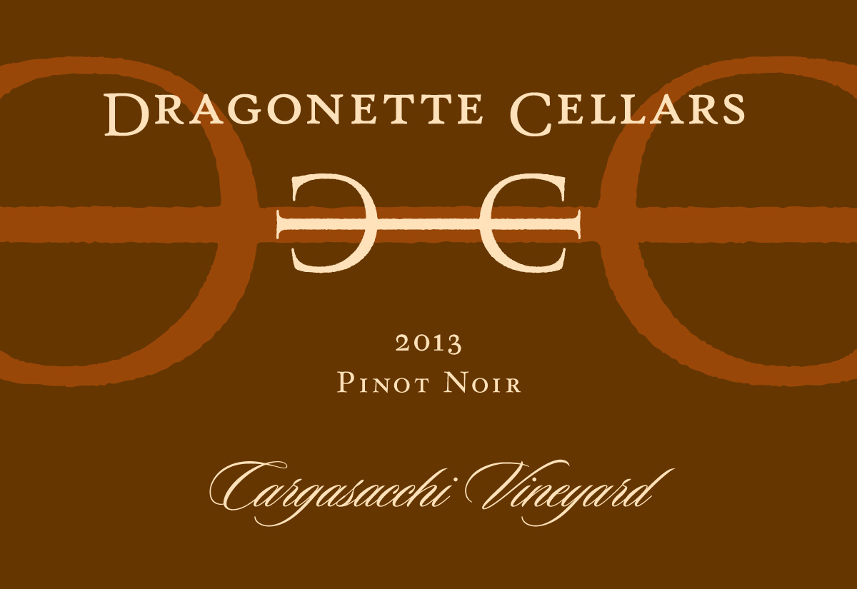 2013 Pinot Noir, Carasacchi Vineyard **SOLD OUT**