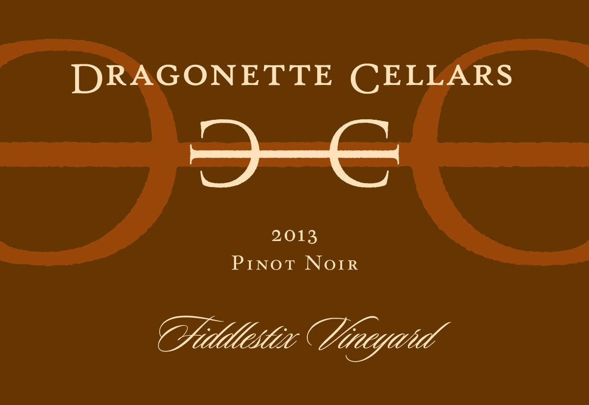 2013 Pinot Noir, Fiddlestix Vineyard **SOLD OUT**