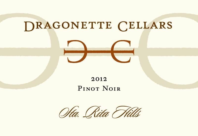 2012 Pinot Noir, Sta. Rita Hills