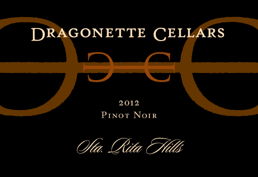 "2012 Pinot Noir, ""Black Label"""