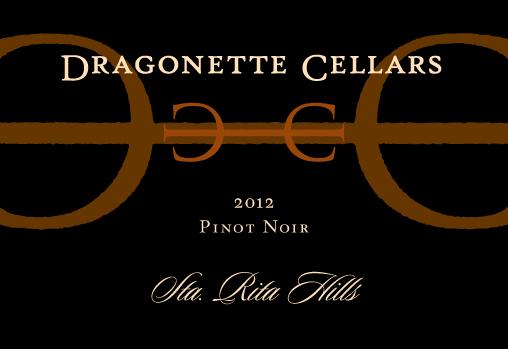 "2012 Pinot Noir, ""Black Label"""