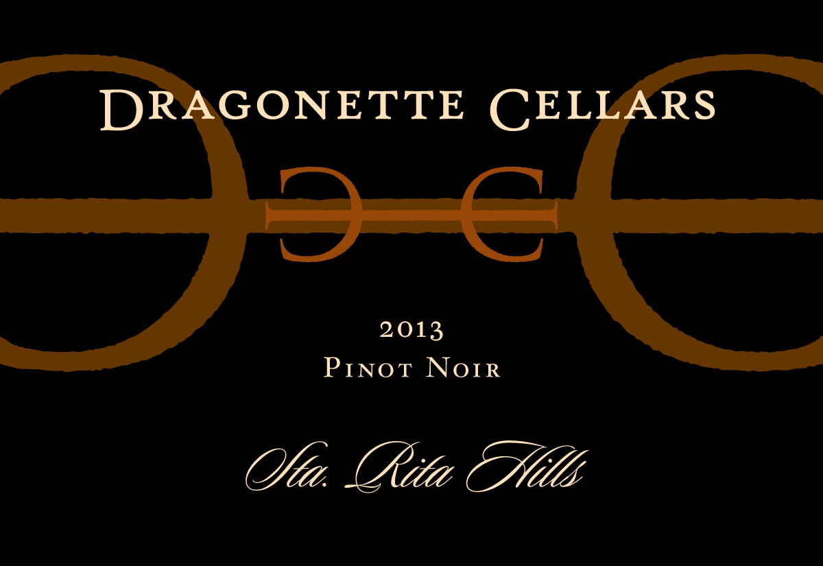 "2013 Pinot Noir, ""Black Label"" **SOLD OUT**"