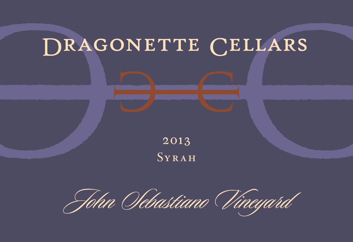 2013 Syrah, John Sebastiano Vineyard **SOLD OUT**