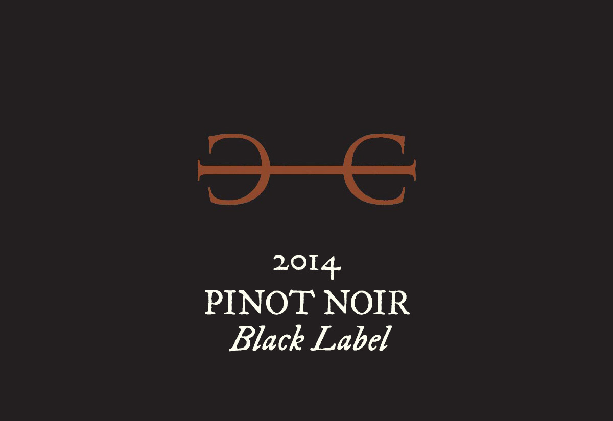 "2014 Pinot Noir, ""Black Label"" **SOLD OUT**"